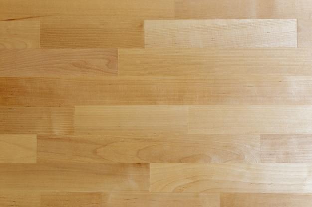 집의 나무 바닥의 상위 뷰 샷