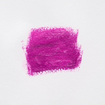 Top view violet abstract paint
