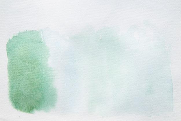 상위 뷰 수채화 페인트 배경