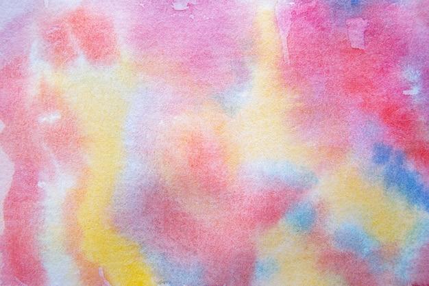 Top view watercolor paint wallpaper