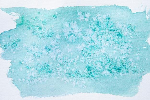 トップビュー水彩絵の具の壁紙