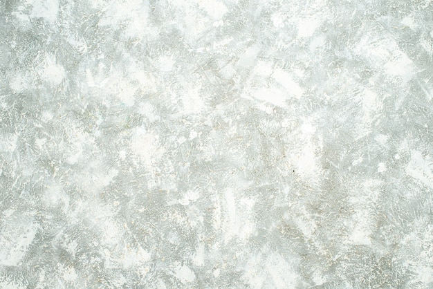 Top view of white surface
