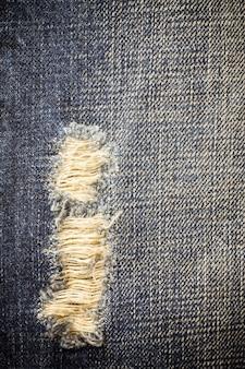 Torn denim dirty jeans texture