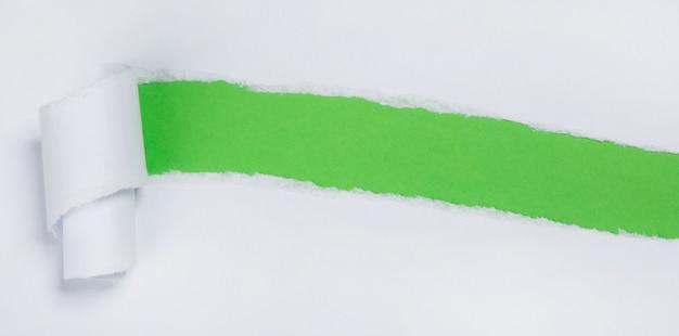 Рваная бумага с местом для текста