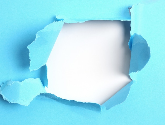 Рваная бумага