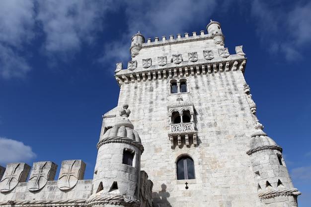 ベレンの塔、リスボン、ポルトガル
