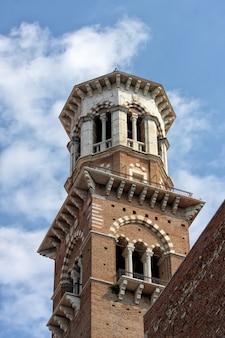 이탈리아 베로나의 torre dei lamberti