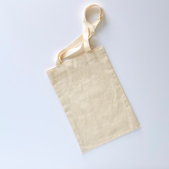 Tote bag canvas fabric cloth eco shopping