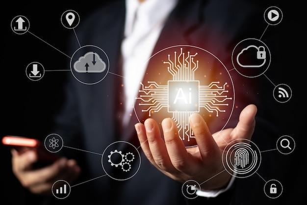 未来に触れる、インターフェーステクノロジー、ユーザーエクスペリエンスの未来、新テクノロジーのビッグデータとビジネスプロセス戦略、デジタルトランスフォーメーションの変更管理、革新的なテクノロジーの作成。