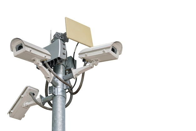 Tough cameras to record traffic accidents or properties
