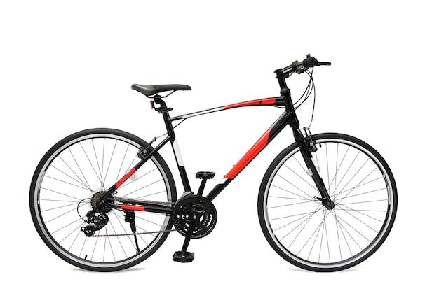 고립 된 하이브리드 자전거 투어