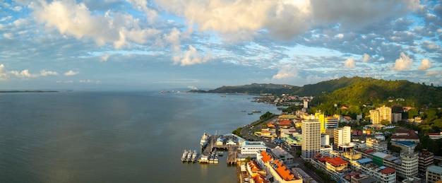 동남아시아의 관광지, 산다칸, 사바, 보르네오, 말레이시아