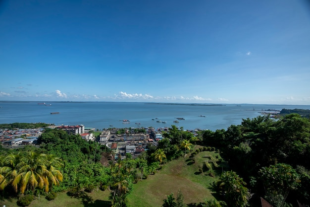 東南アジア、サンダカン、サバ、ボルネオ、マレーシアの観光地