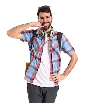 Turista di telefonia mobile