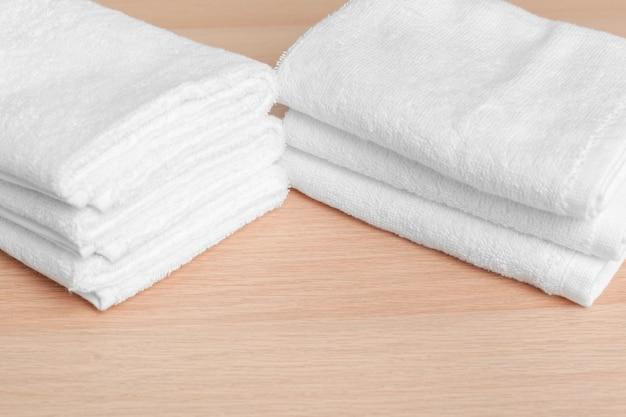 Towel close up