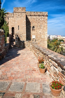 Tower of the alcazaba