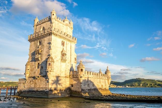 Tower of belem lisbon