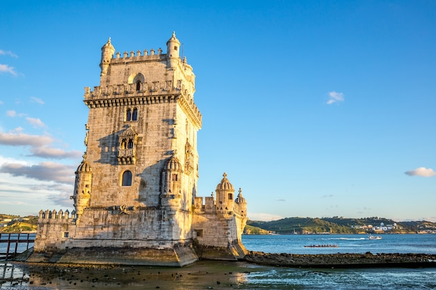 Tower of belem portugal