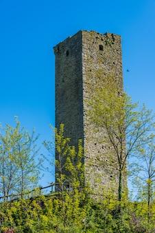 Tower in castelletto d'erro