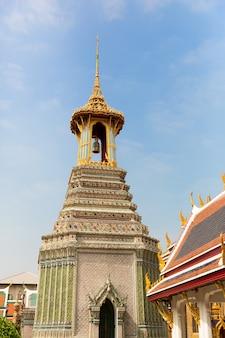 ワットポー寺院の塔