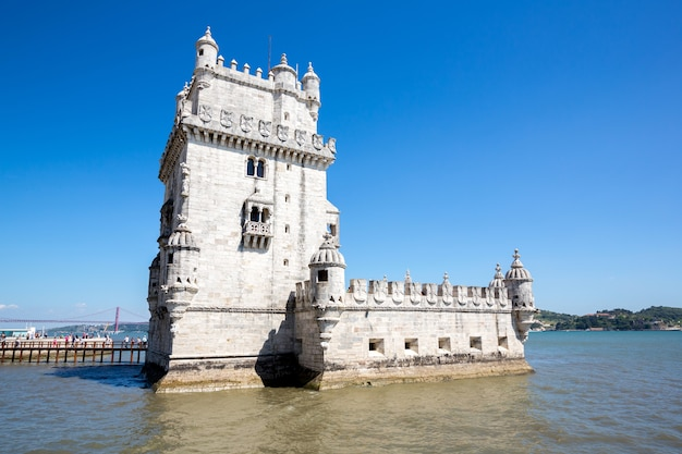 ベレン・リスボンの塔、ポルトガル