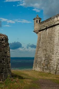 Башня средневекового подгорецкого замка