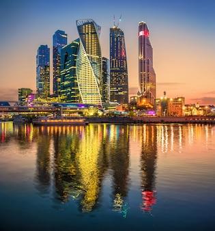 Башни города в москве
