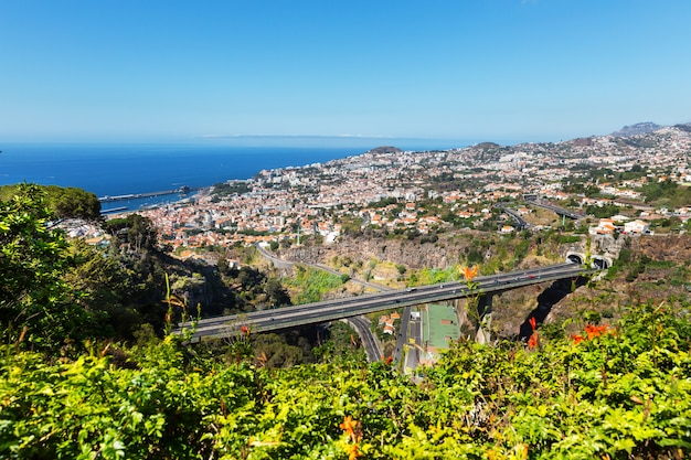 Town of madeira