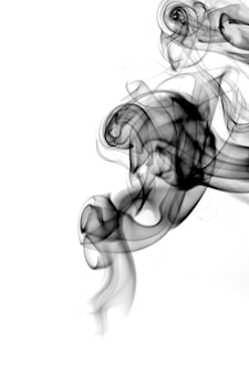 Toxic fumes movement.