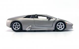 Toy car, luxury