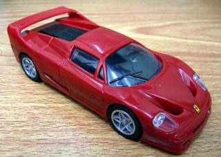 Toy car, miniature