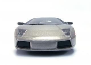 Toy car, white