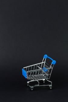 Toy supermarket cart