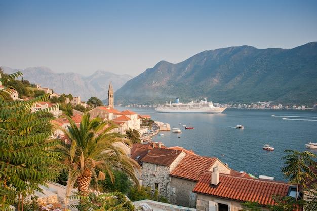 伝統的なアドリア海の風景