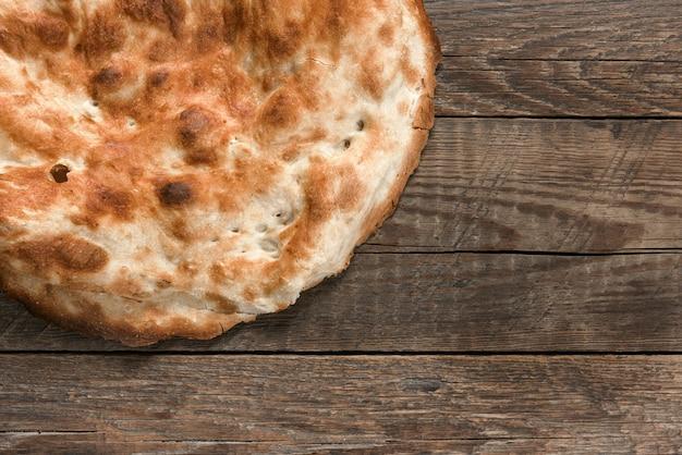 Традиционный азиатский хлеб лепешка