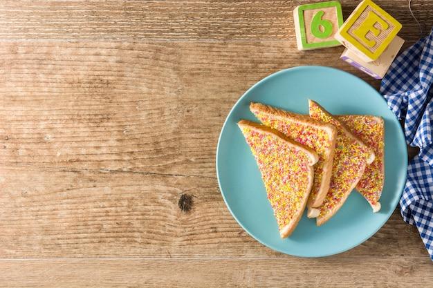 Традиционный австралийский сказочный хлеб