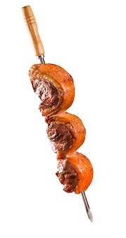 Традиционное бразильское барбекю
