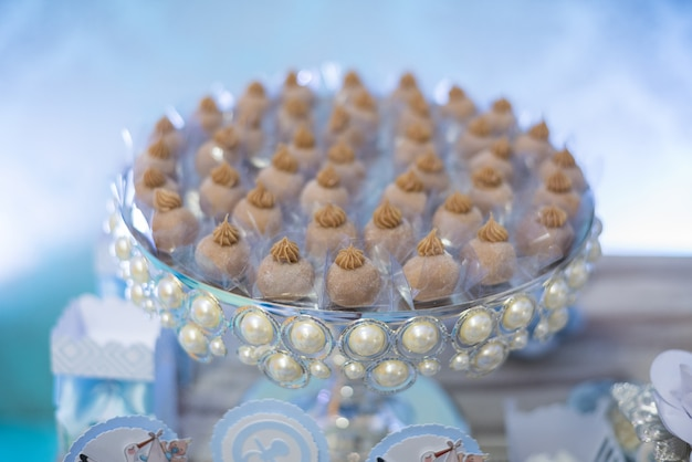 Traditional brazilian candies - baby shower