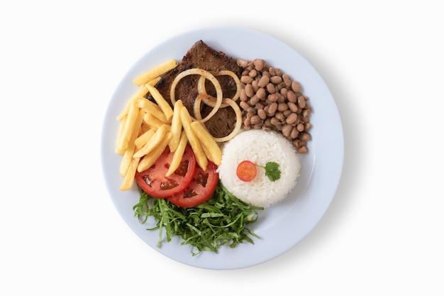 Традиционное бразильское блюдо