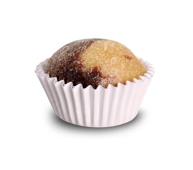 전통적인 브라질 달콤한-초콜릿 준장과 달콤한 흰색.
