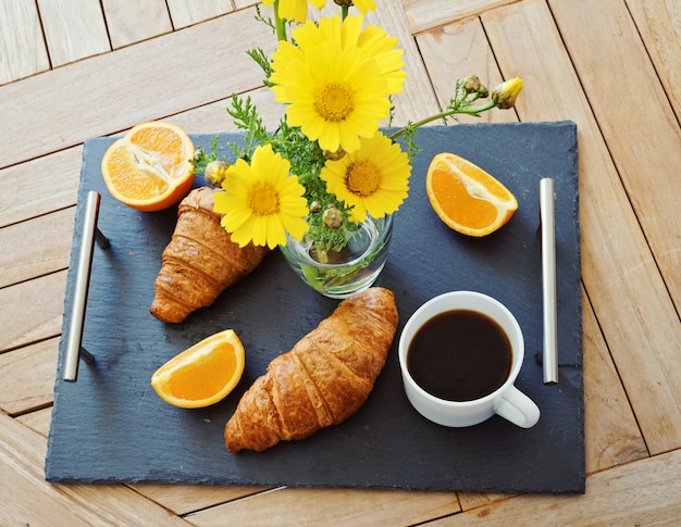Traditional breakfast concept
