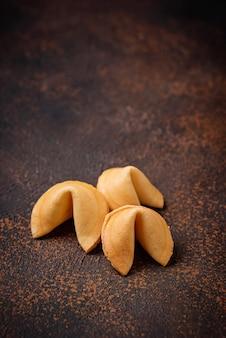 예측이 가능한 중국어 번체 포춘 쿠키