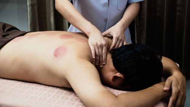 Traditional chinese massage