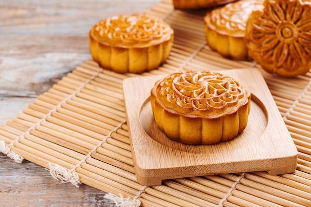 伝統的な中国の月餅
