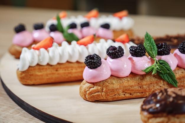 Традиционный французский десерт.