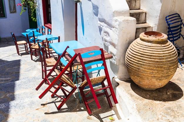 伝統的なギリシャシリーズ
