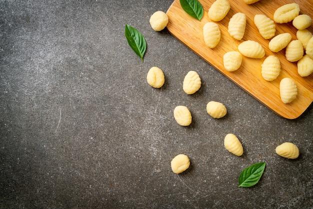 Традиционные итальянские ньокки