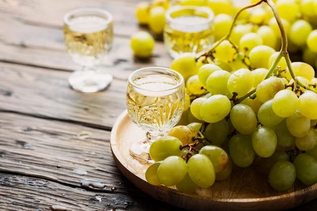 Традиционный итальянский виноград