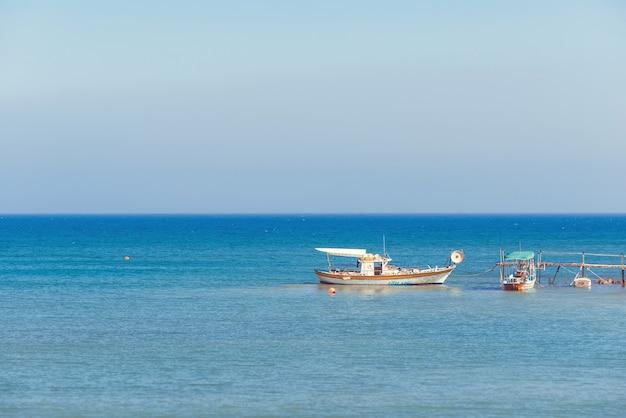 Traditional mediterranean fishing