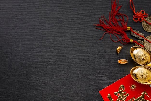 Традиционные китайские новогодние предметы